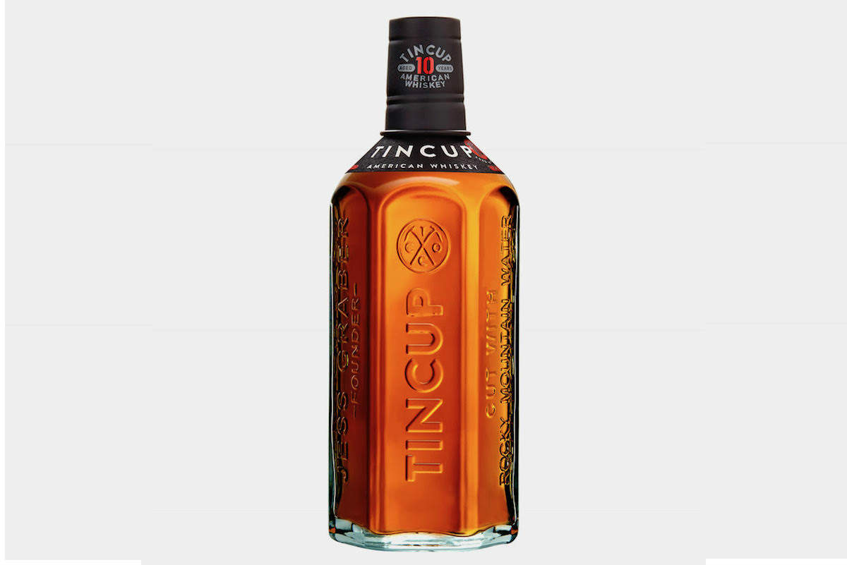 tincup 10 whiskey