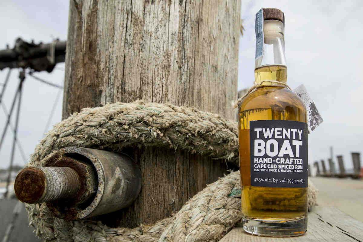 South Hollow Spirits Twenty Boat Rum