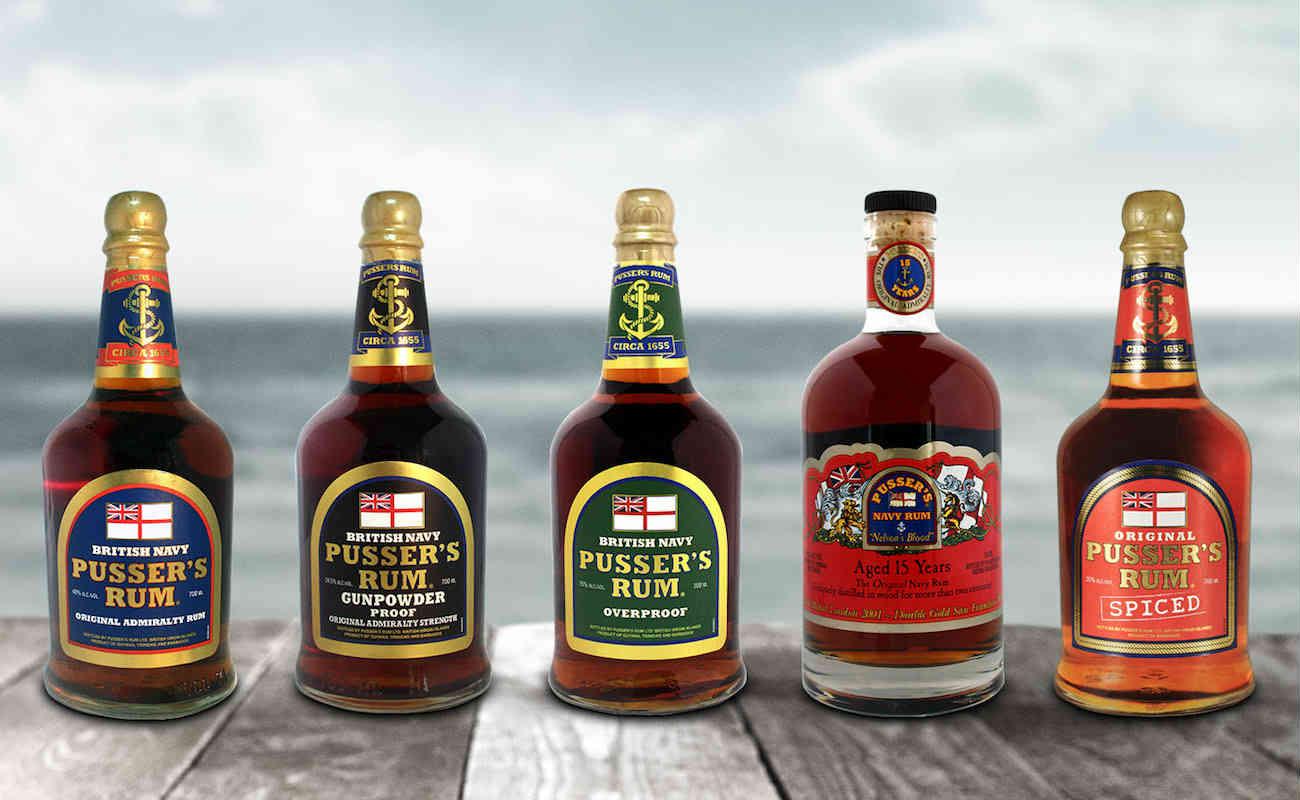 Navy Rums