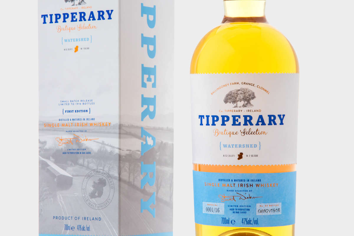 tipperary watershed irish whiskey