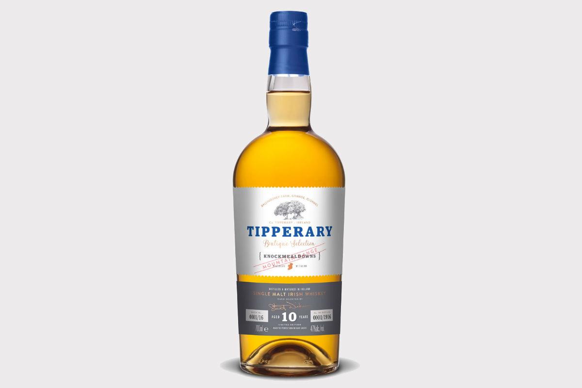Tipperary Knockmealdowns Irish Whiskey