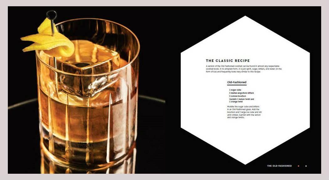 Cocktail Codex Book