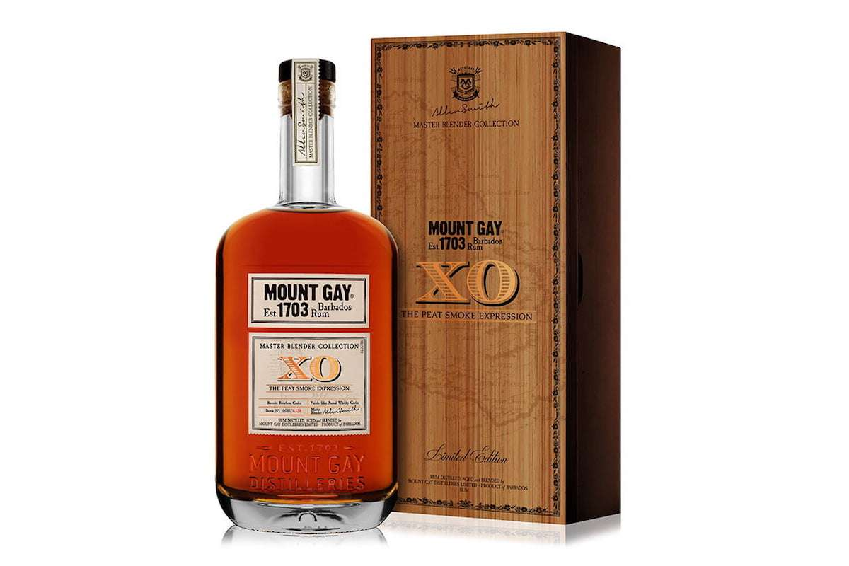 Mount Gay XO Peat Smoke Expression