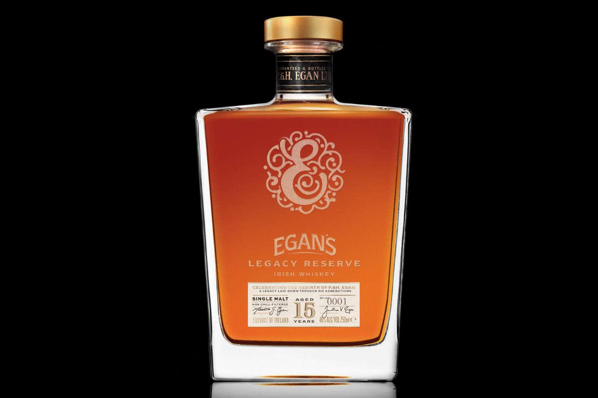 Egan's Legacy Reserve Irish Whiskey