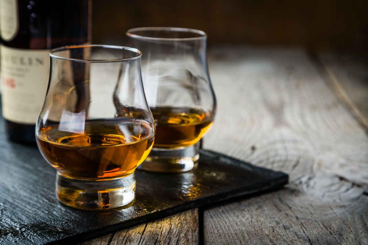 Whiskey vs Whisky