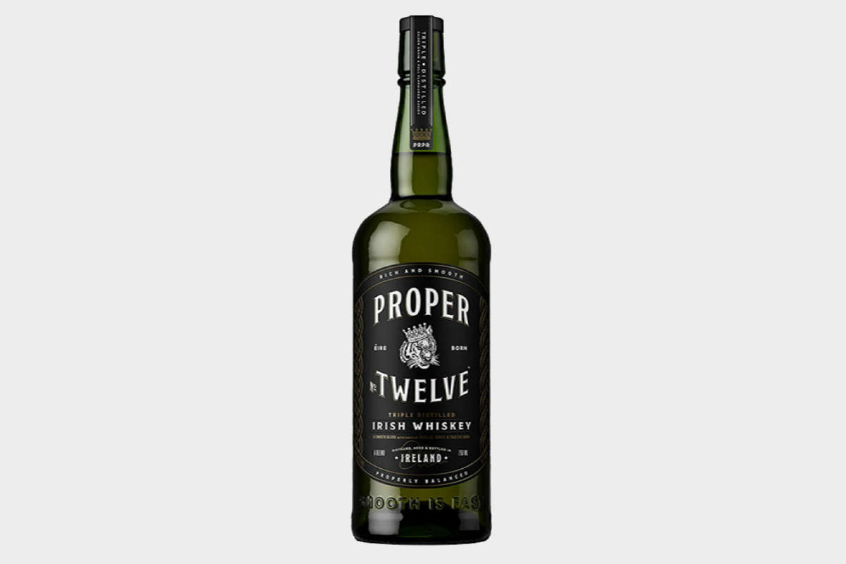 proper no twelve irish whiskey
