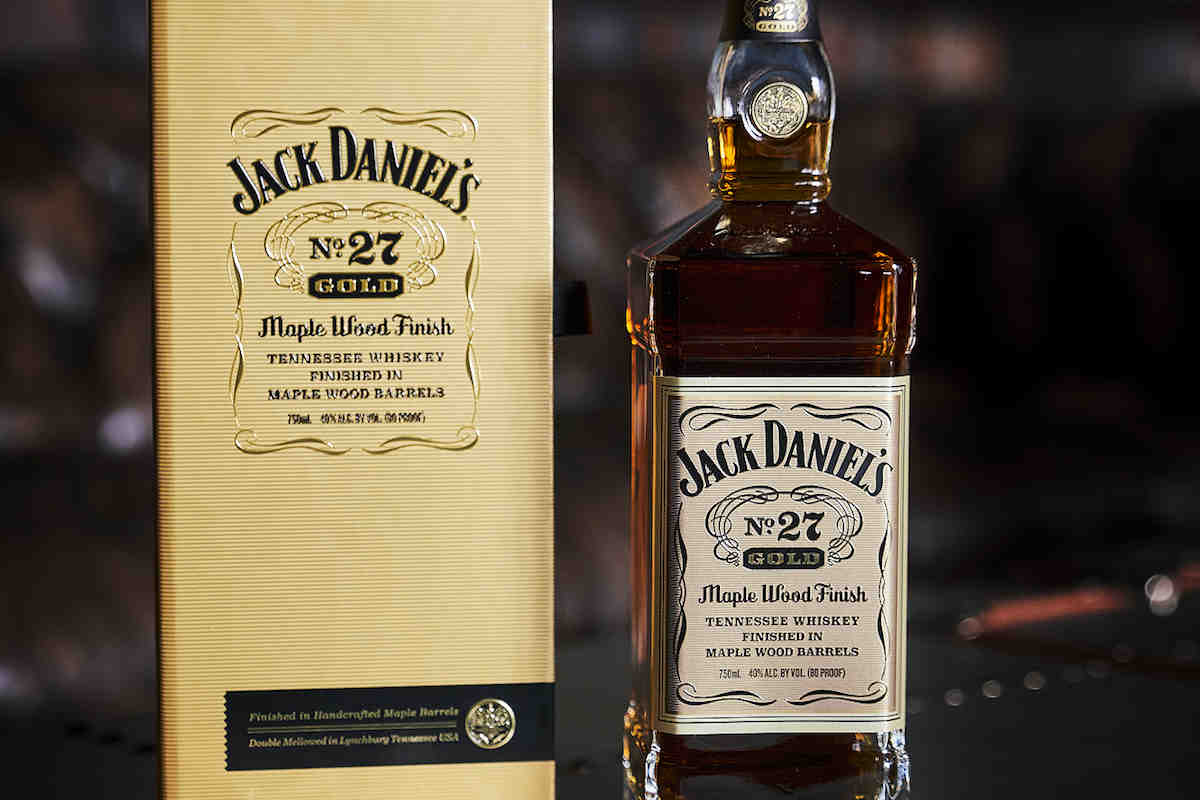 Jack Daniel's Gold No. 27 Tennessee Whiskey