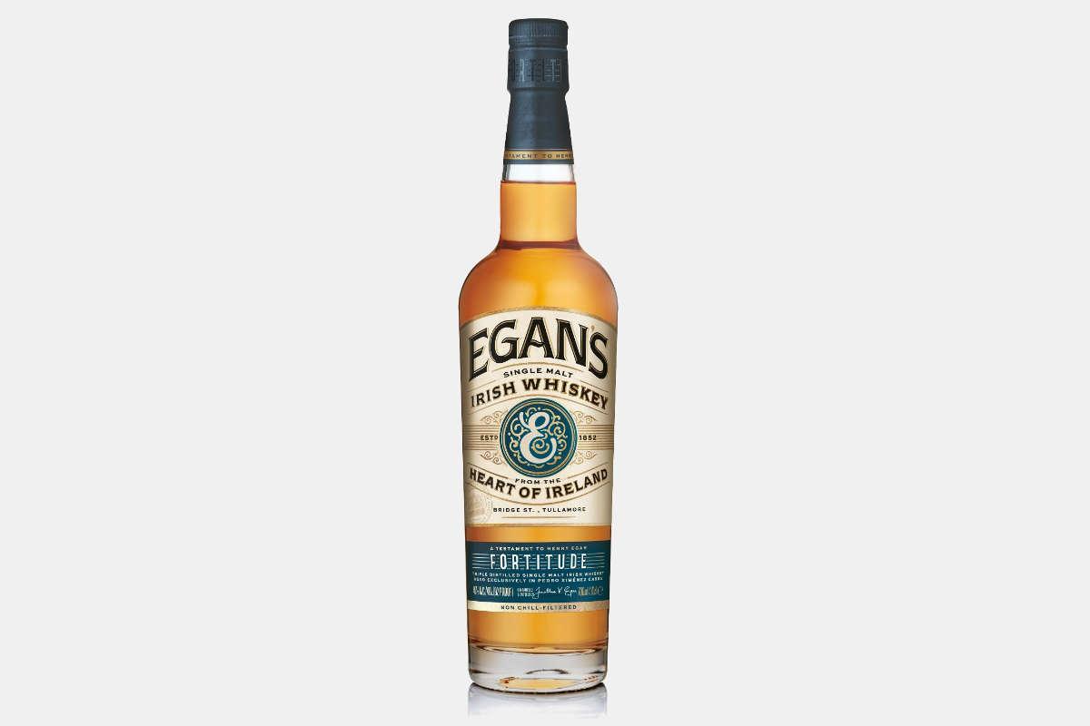 egan's fortitude irish whiskey