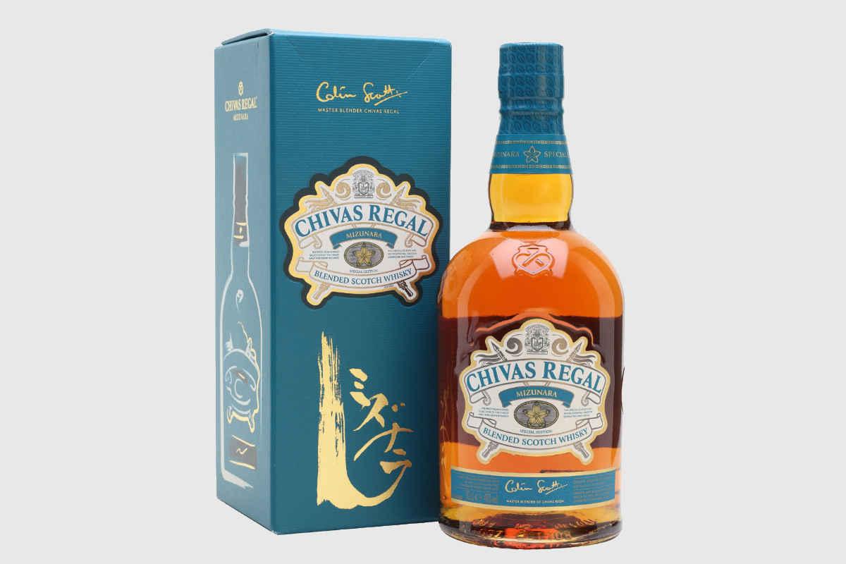 Chivas Regal Mizunara Oak Scotch