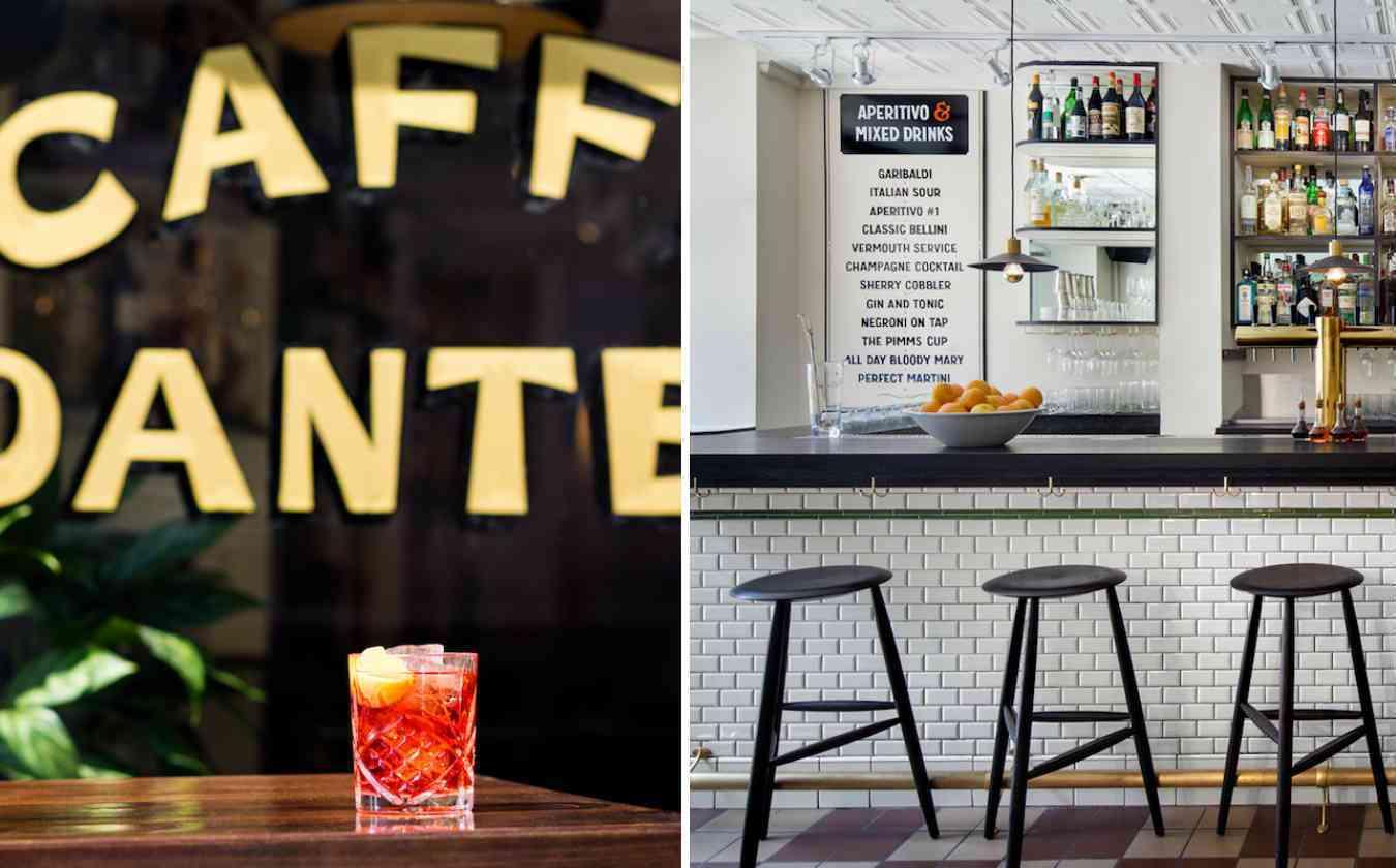 2019 Spirited Awards - World's Best Bar, Dante NYC