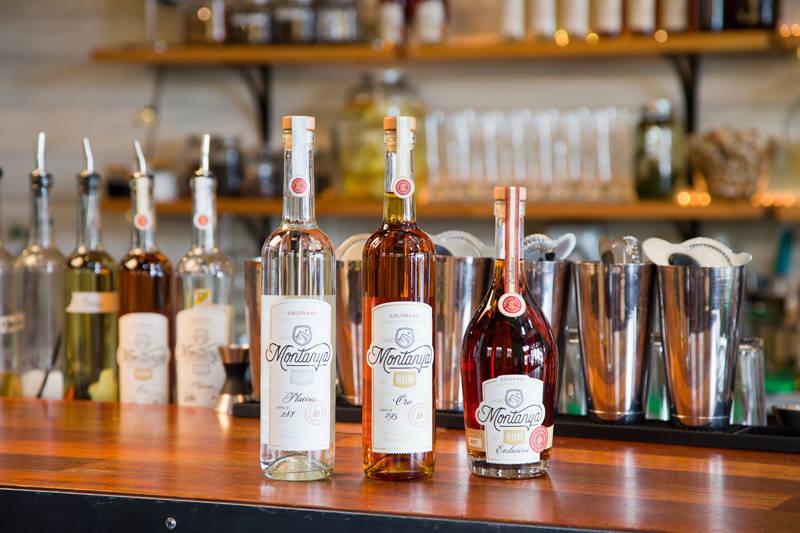 Montanya Rum Lineup