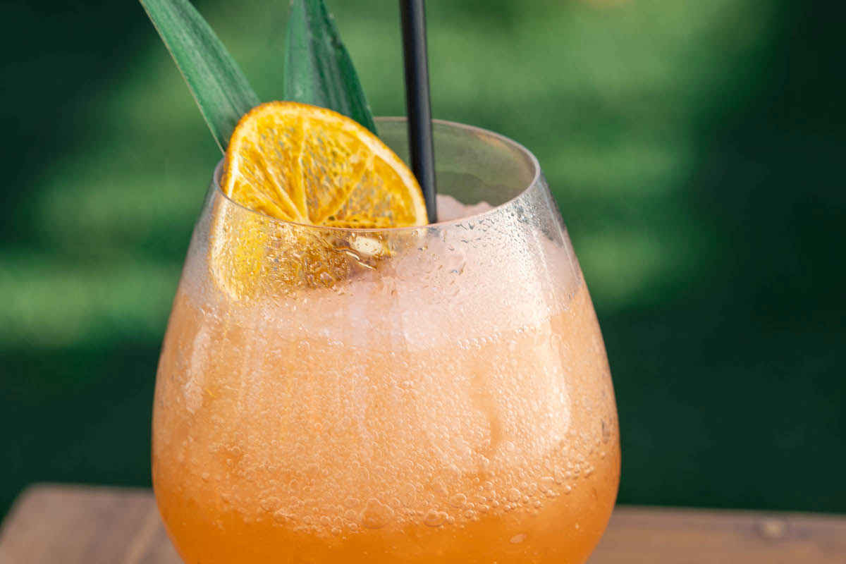 Hula Daiquri for National Rum Day