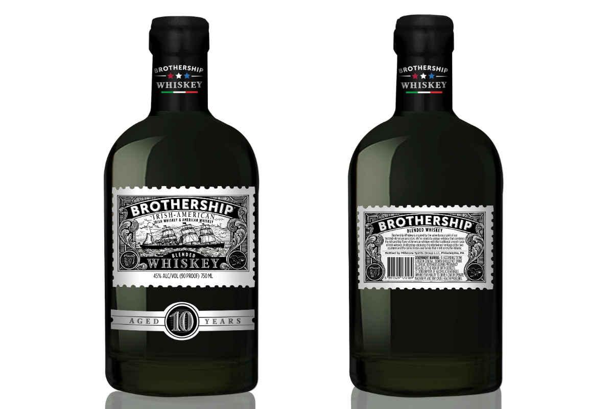 Brothership Blended Whiskey