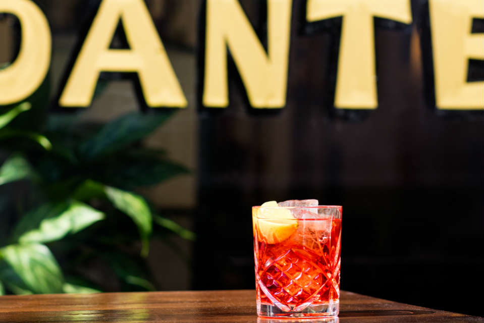 Dante Best Bar in the World