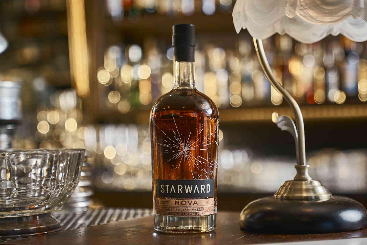 Starward Nova Australian Single Malt Whisky