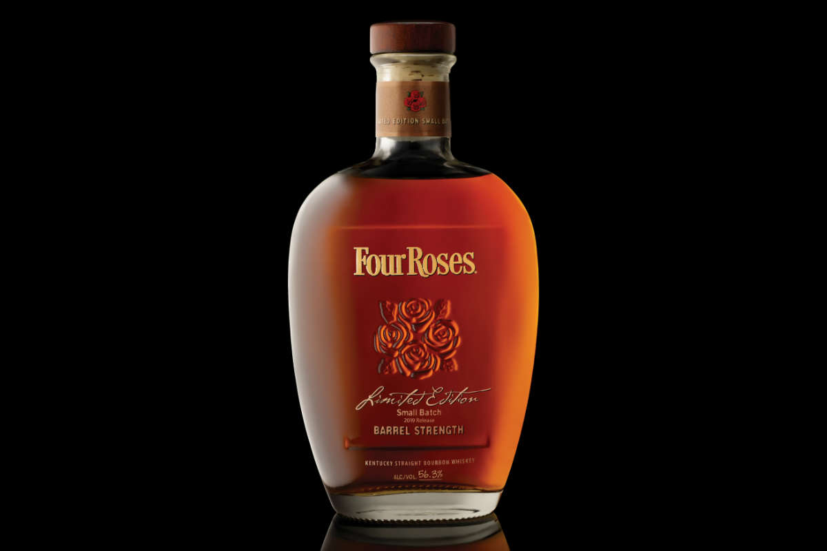 Four Roses 2019 Small Batch Bourbon