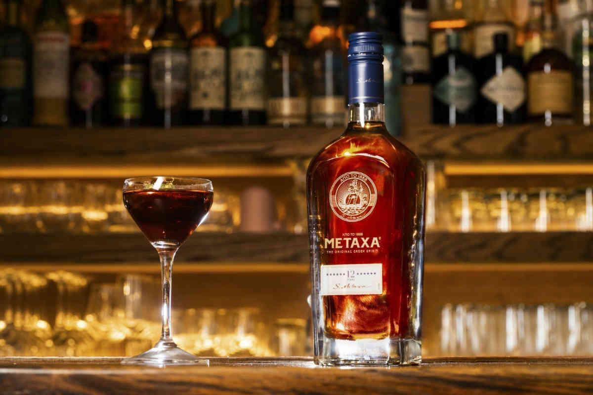 Metaxa Greek Liqueur