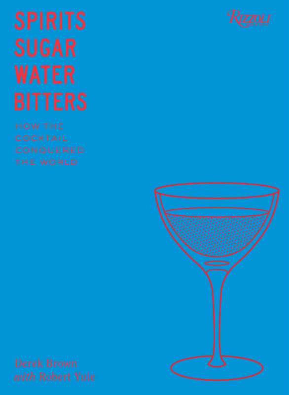 Spirits Sugar Water Bitters Book