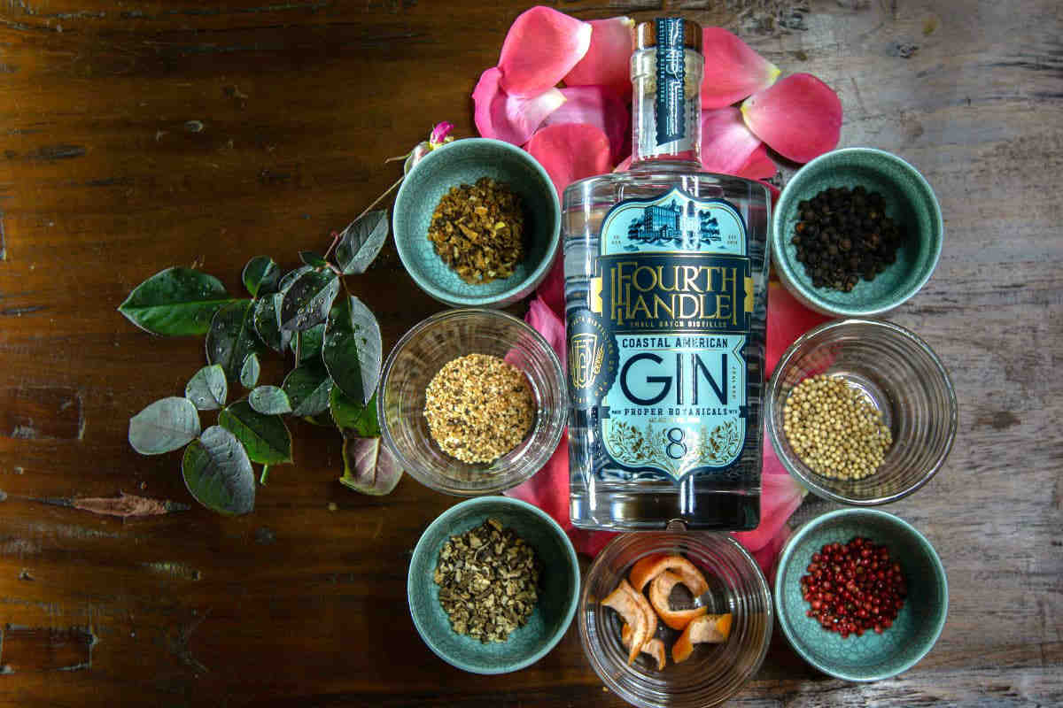 Tarnished Truth Four Handle Gin