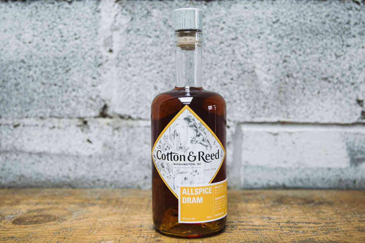 cotton and reed allspice dram