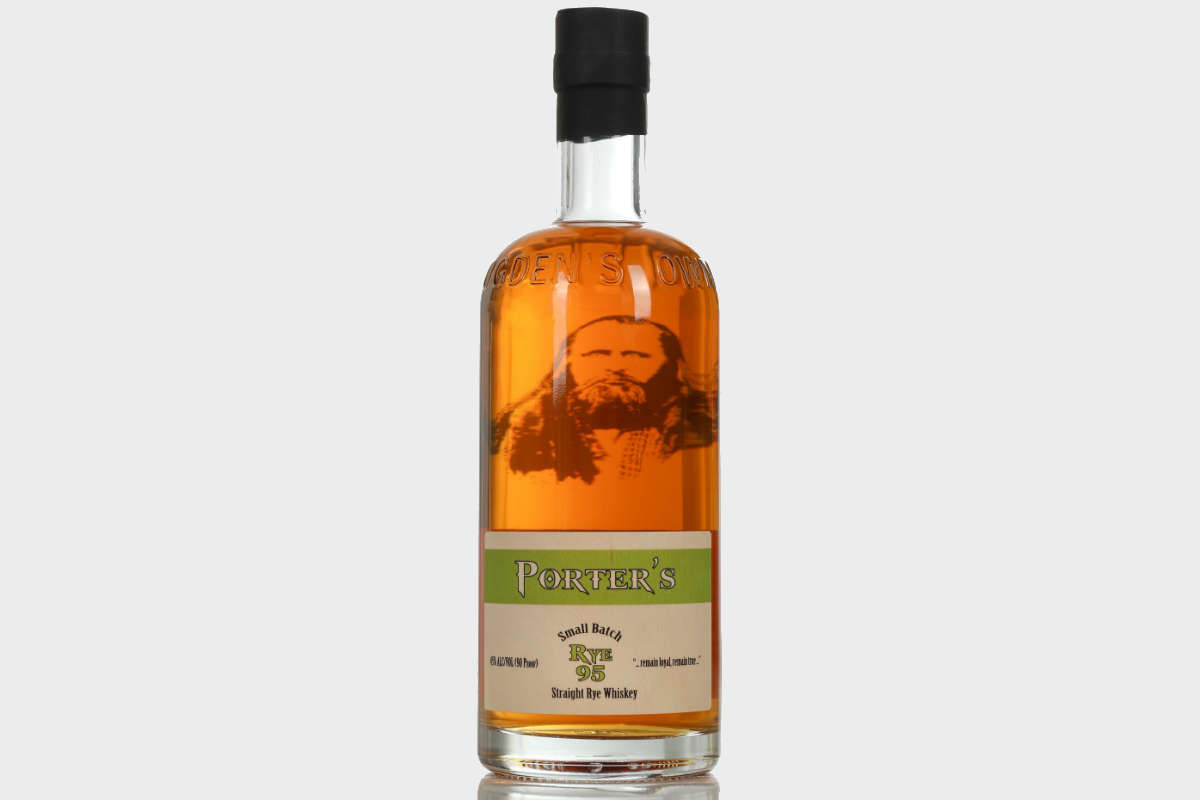 Porters Rye Whiskey