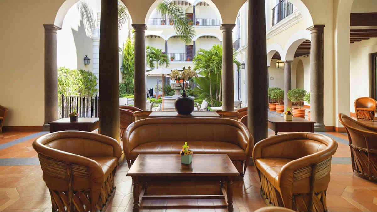 Jose Cuervo Solar de las Animas Hotel