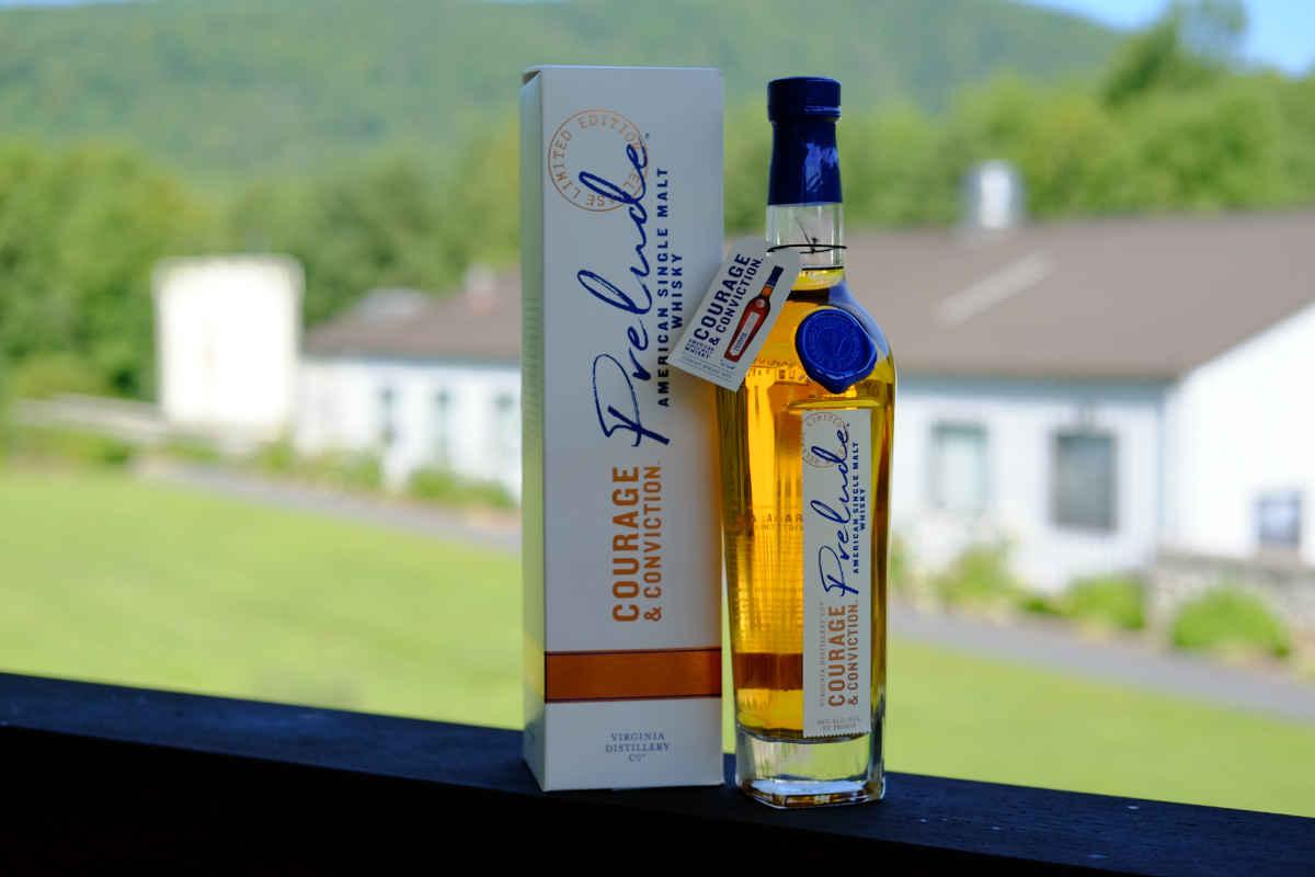 Virginia Distilling Courage and Conviction