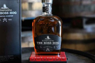 whistlepig boss hog 6 samurai scientist