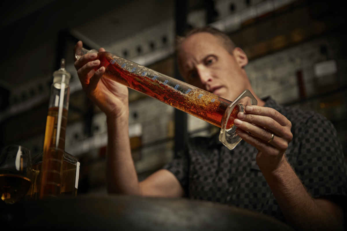 Master Blender Don Livermore
