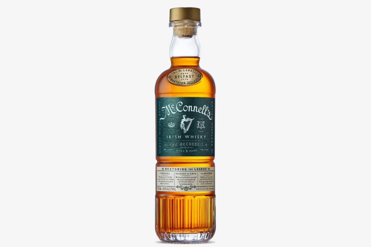 JJ McConnells Irish Whiskey
