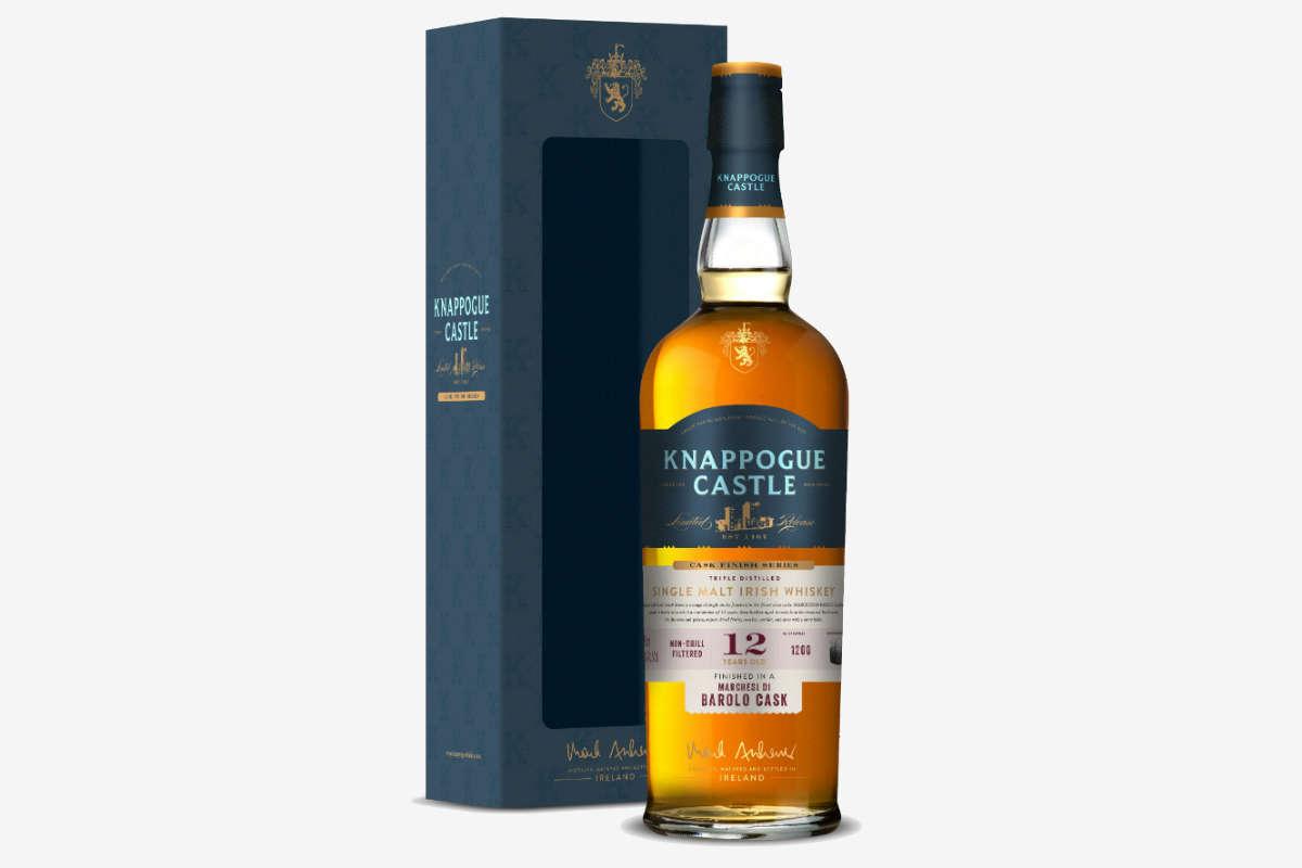 Knappogue Castle Barolo Cask Finish Irish Whiskey