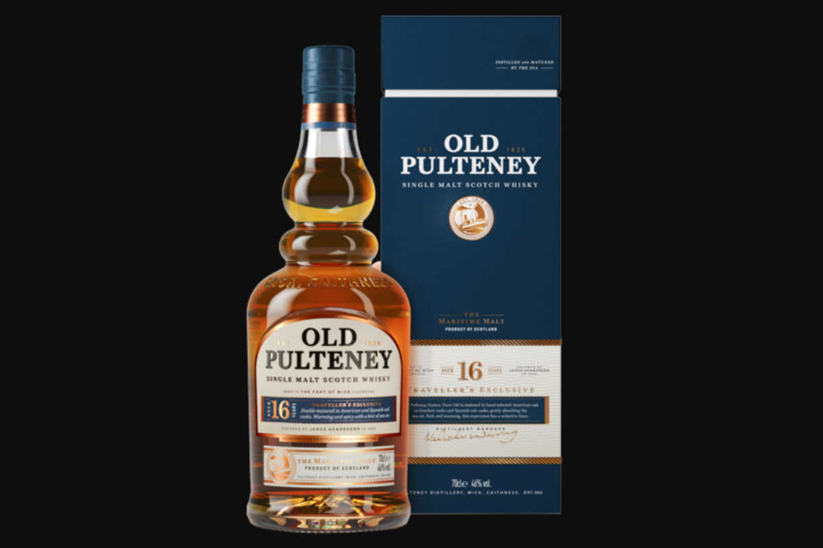 Old Pulteney 16