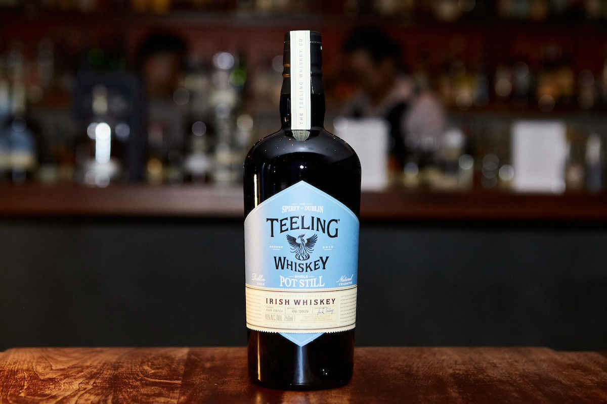 Teeling Pot Still Irish Whiskey