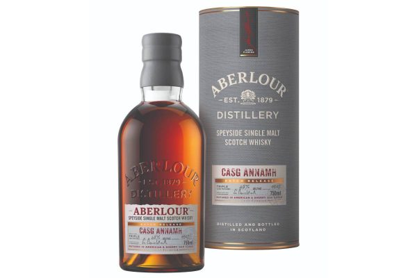 Aberlour Casg Annamh Scotch Whisky Review