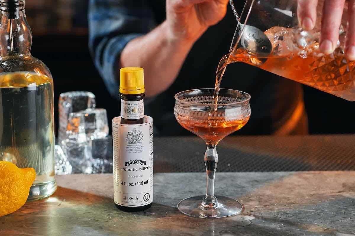 Angostura Bitters Cocktail