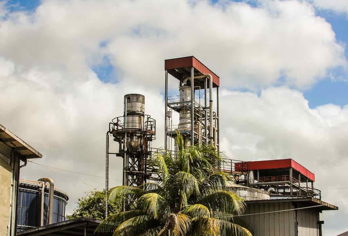 Angostura Rum Distillery