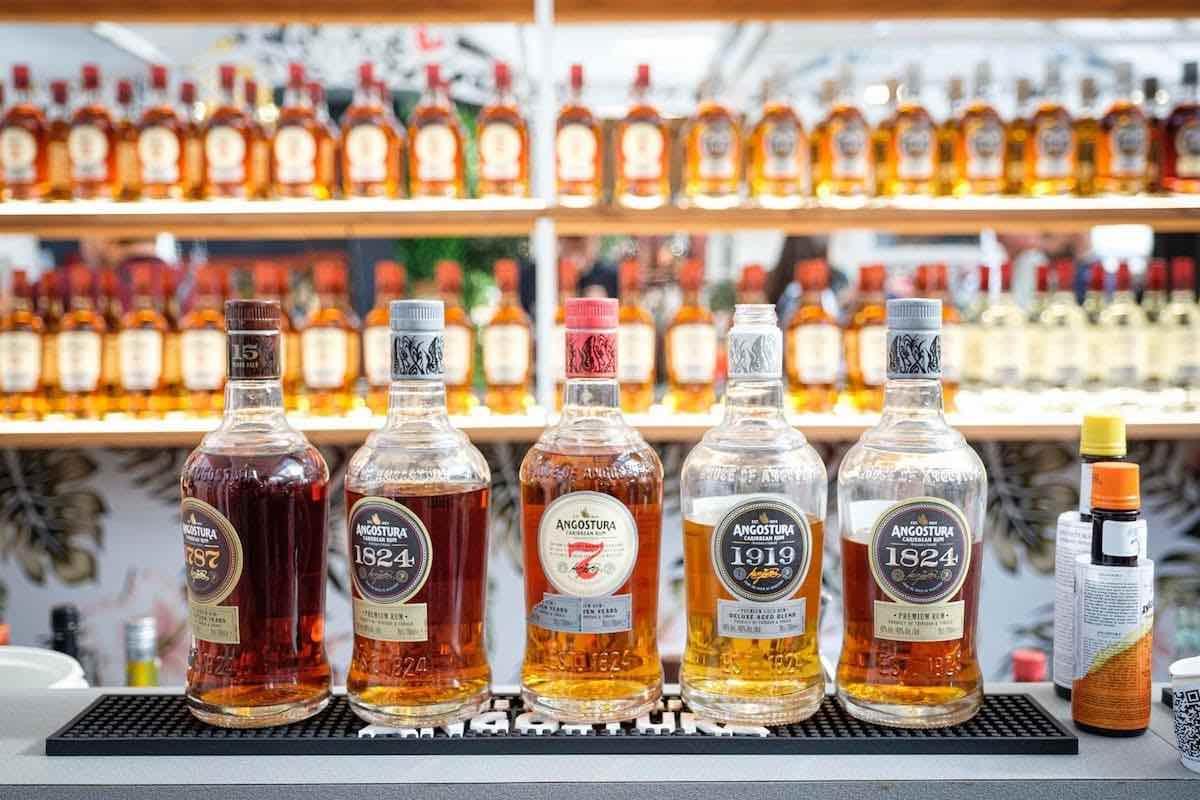 Angostura Rum Brands