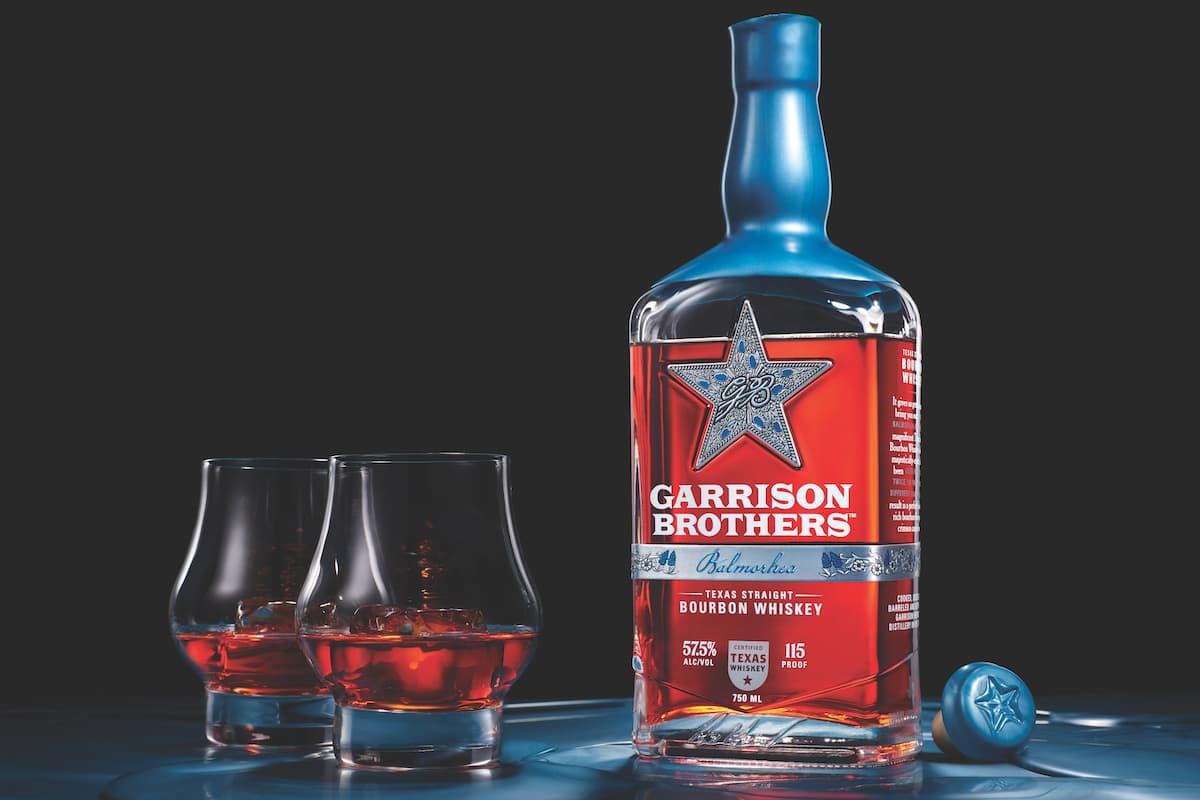 Garrison Brothers Balmorhea Bourbon