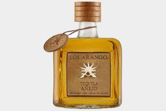 Los Arangos Anejo Tequila