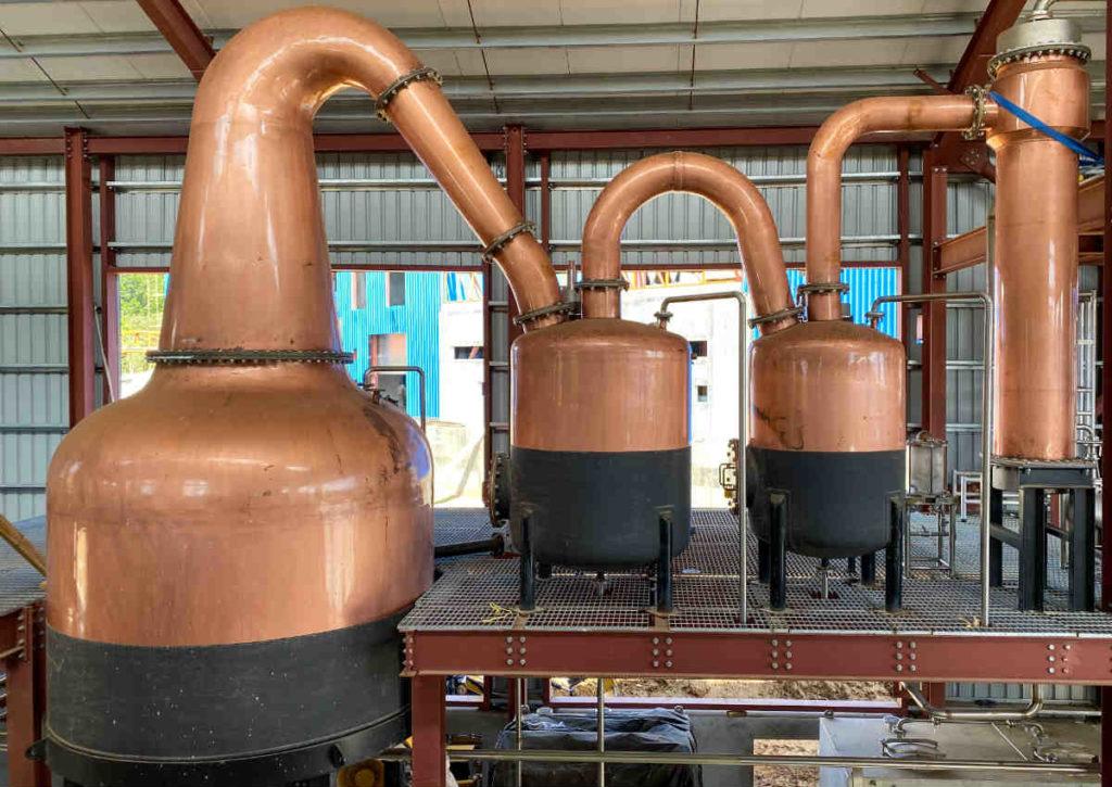 Renegade Rum Distillery