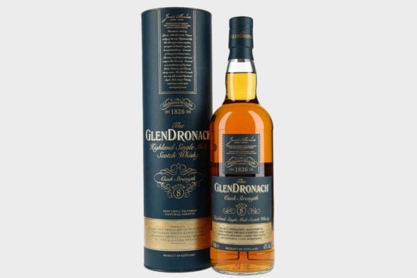 The GlenDronach Cask Strength Batch 8 Scotch Whisky Review