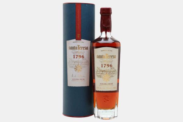 Santa Teresa 1796 Rum Review