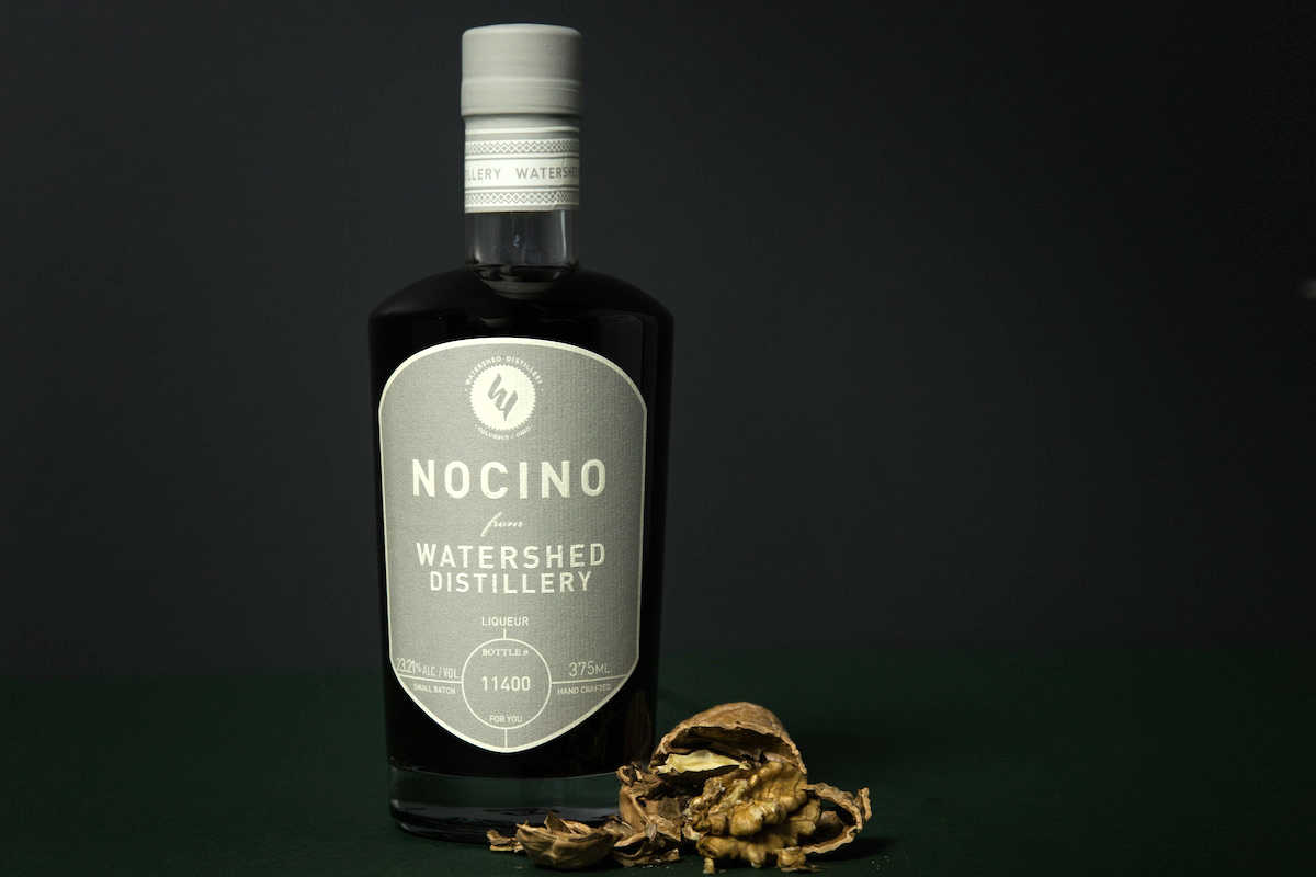 Watershed Nocino