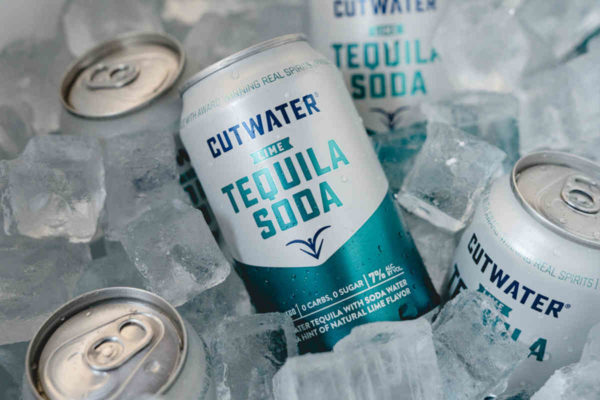 Canned Tequila Sodas Are Having a Moment