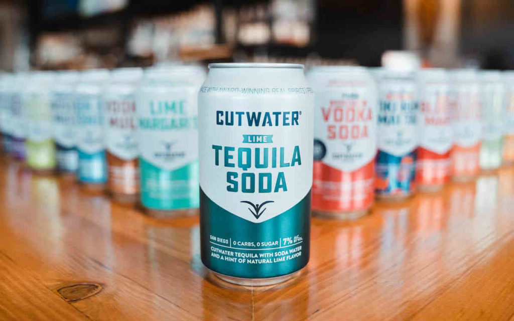 Cutwater Tequila Soda