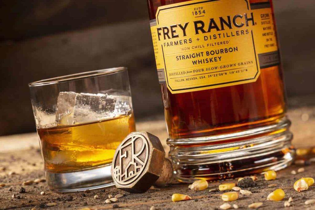 Frey Ranch Straight Bourbon Whiskey