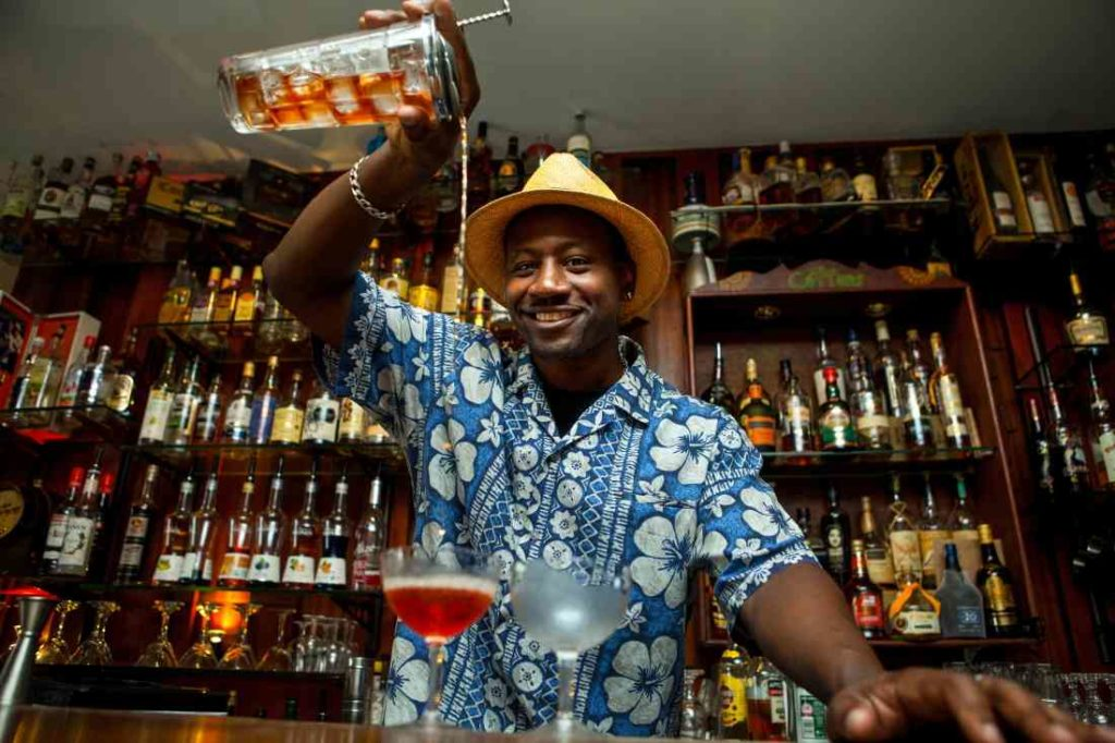 Ian Burrell Rum Ambassador