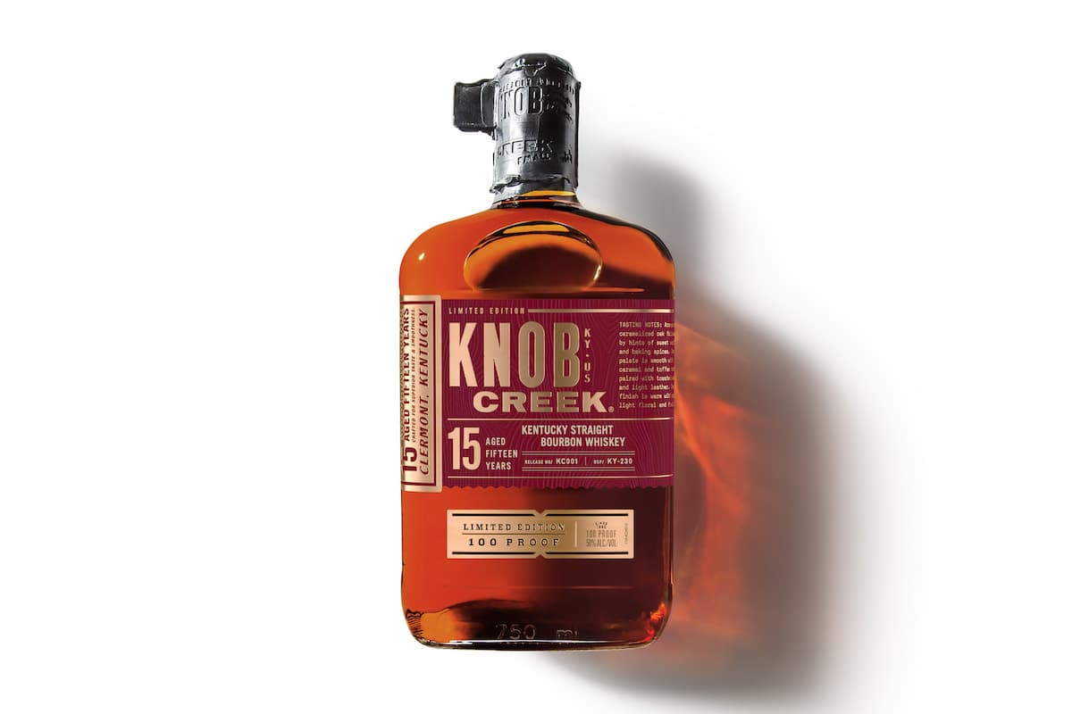 Knob Creek 15 Year Bourbon