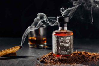 graverobber unholy rye whiskey