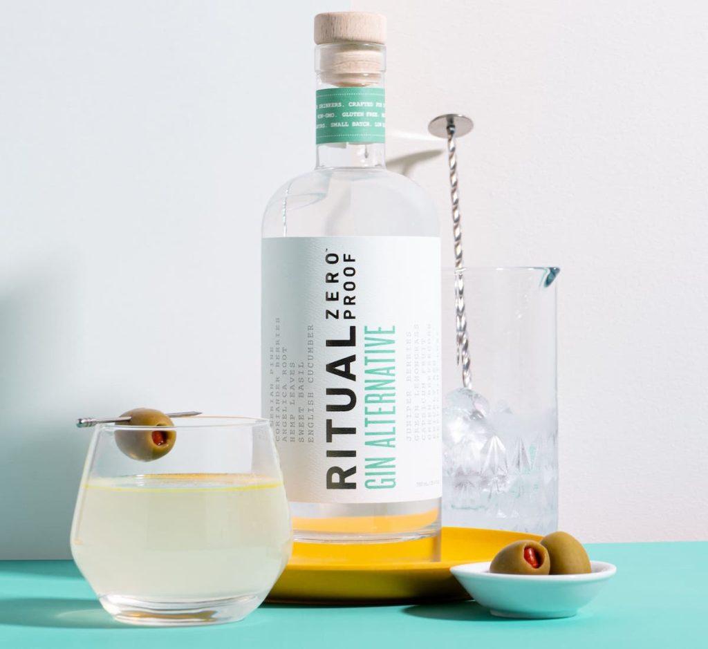 Ritual Zero Proof Gin